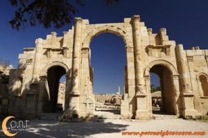 South GateJerash, Jordan
