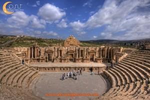 Jerash Roman Theatre