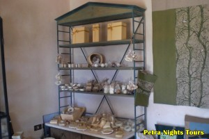 Nature Shop at Ajloun Visitor Centre