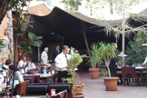 Tawaheen Al Hawa Restaurant Amman