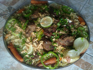 Bedouin dish