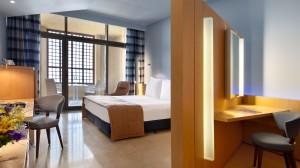 Superior Room at Kempinski Ishtar Hotel Dead Sea