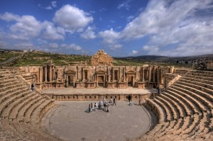 Jerash also known as Gerasa