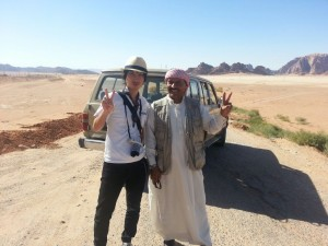 Wadi Rum Jeep Tour with Abu Yousef