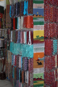 Store Selling Colorful Accessories