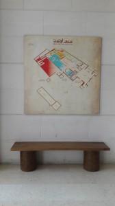 Jordan Museum Map