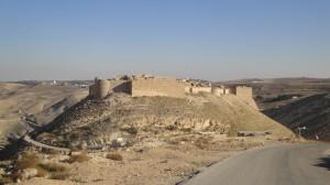 Crusader Castle in Shobak